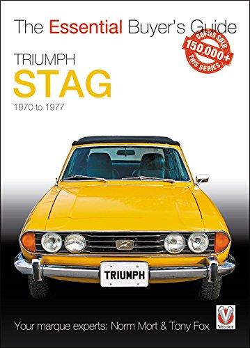 Triumph Stag: The Essential Buyers Guide