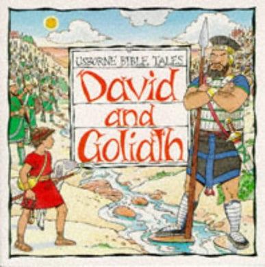 David And Goliath (Bible Tales Series)