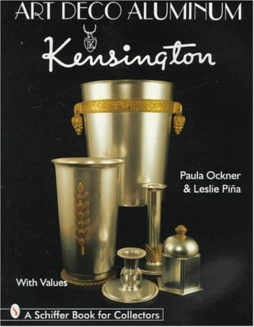 Art Deco Aluminum: Kensington (Schiffer Book For Collectors)