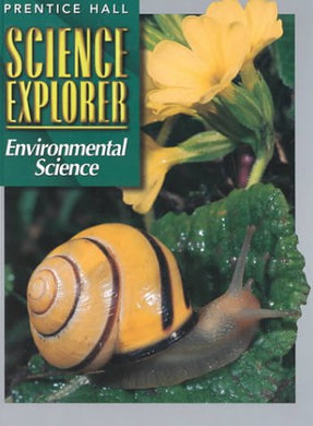 Science Explorer: Environmental Science