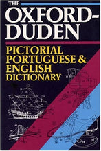 Load image into Gallery viewer, The Oxford-Duden Pictorial Portuguese-English Dictionary