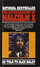 Load image into Gallery viewer, The Autobiography Of Malcolm X