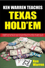 Load image into Gallery viewer, Ken Warren Teaches Texas Hold'Em I