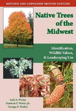 Load image into Gallery viewer, Native Trees Of The Midwest: Identification, Wildlife Value, And Landscaping Use