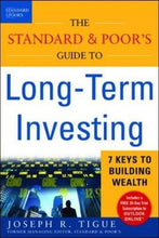 Load image into Gallery viewer, The Standard & Poor'S Guide To Long-Term Investing: 7 Keys To Building Wealth