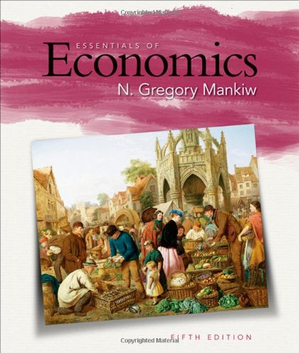 Essentials Of Economics (Available Titles Coursemate)