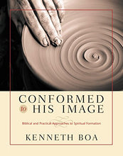 Load image into Gallery viewer, Conformed To His Image: Biblical And Practical Approaches To Spiritual Formation