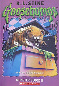 Monster Blood Ii (Goosebumps)