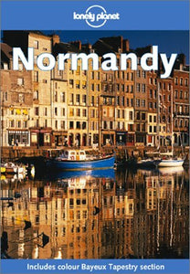 Lonely Planet Normandy