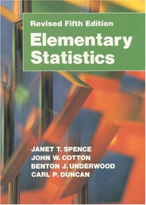 Elementary Statistics, Revised (5Th Edition)