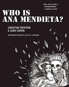 Who Is Ana Mendieta? (Blindspot Graphics)