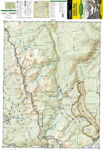 Poudre River, Cameron Pass (National Geographic Trails Illustrated Map)