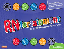 Load image into Gallery viewer, Rntertainment: The Nclex Examination Review Game, 2E