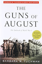 Load image into Gallery viewer, The Guns Of August (Modern Library 100 Best Nonfiction Books)