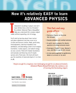 Advanced Physics Demystified