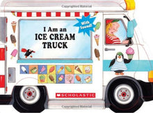 Load image into Gallery viewer, I Am An Ice Cream Truck