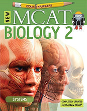 Load image into Gallery viewer, 9Th Edition Examkrackers Mcat Biology Ii: Systems