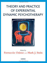 Load image into Gallery viewer, Theory And Practice Of Experiential Dynamic Psychotherapy