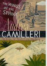 Load image into Gallery viewer, Wings Of The Sphinx (Inspector Montalbano Mysteries)