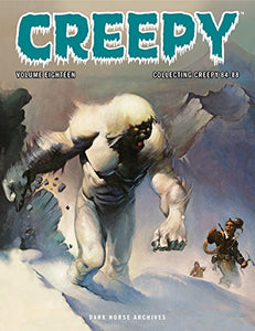 Creepy Archives Volume 18: Collecting Creepy 84-88