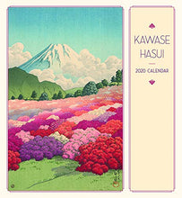 Load image into Gallery viewer, Kawase Hasui 2020 Wall Calendar