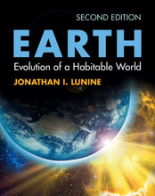 Load image into Gallery viewer, Earth: Evolution Of A Habitable World