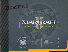Load image into Gallery viewer, Starcraft Ii: Field Manual