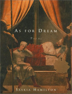 As For Dream: Poems