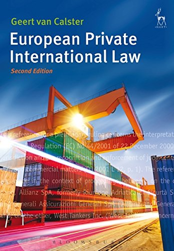 European Private International Law: Second Edition