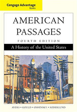 Load image into Gallery viewer, Cengage Advantage Books: American Passages: A History Of The United States
