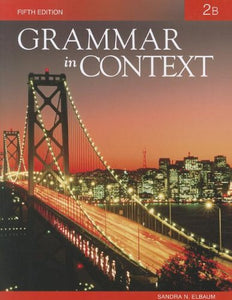 Grammar In Context 2B, 5Th Edition