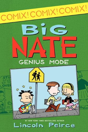 Genius Mode (Turtleback School & Library Binding Edition) (Big Nate Comix)