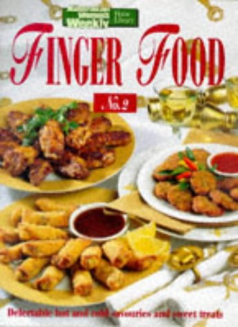 Aww Finger Food No 2 (Australian Women'S Weekly Home Library)