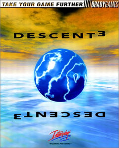 Descent 3 Official Strategy Guide (Brady Games)