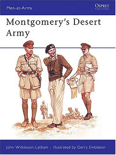 Montgomery'S Desert Army (Men-At-Arms)