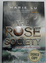 Load image into Gallery viewer, Signed! The Rose Society Hardcover