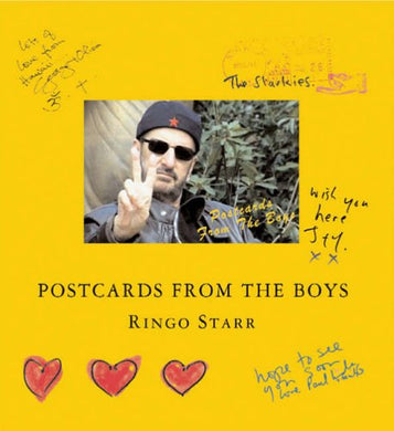 Postcards From The Boys: Featuring Postcards Sent By John Lennon, Paul Mccartney, And George Harriso