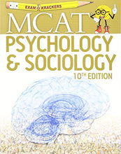 Load image into Gallery viewer, Examkrackers Mcat: Psychology & Sociology