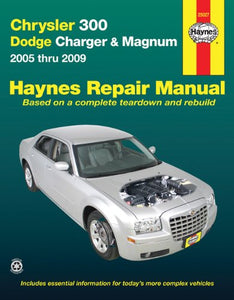 Chrysler 300, Dodge Charger & Magnum, 2005 Thru 2009 (Haynes Repair Manual)