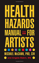 Load image into Gallery viewer, Health Hazards Manual For Artists