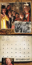 Load image into Gallery viewer, The Goonies Wall Calendar (2017)