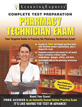 Load image into Gallery viewer, Pharmacy Technician Exam