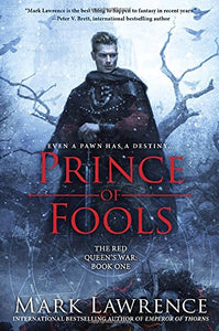 Prince Of Fools (The Red Queen'S War)
