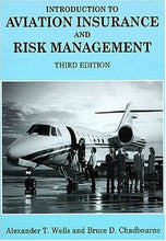 Load image into Gallery viewer, Introduction To Aviation Insurance And Risk Management