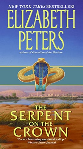 The Serpent On The Crown (Amelia Peabody Series)