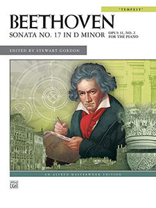 Sonata No. 17 In D Minor, Op. 31, No. 2: Tempest (Alfred Masterwork Edition)