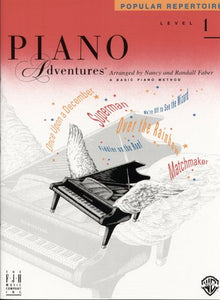 Piano Adventures Popular Repertoire, Level 1