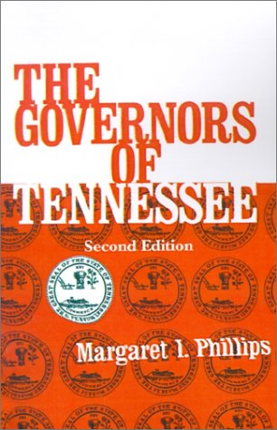 Governors Of Tennessee , The (The Pelican Governors Series)