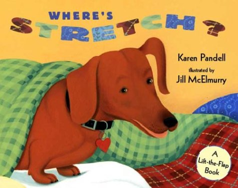 Where'S Stretch: A Lift-The-Flap Book