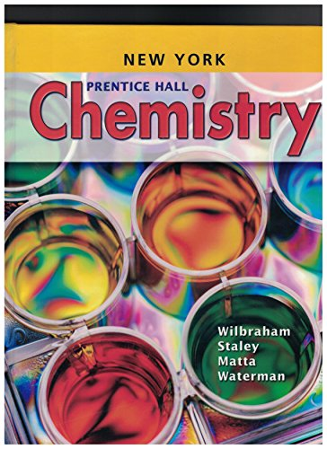 Prentice Hall Chemistry: New York State Edition